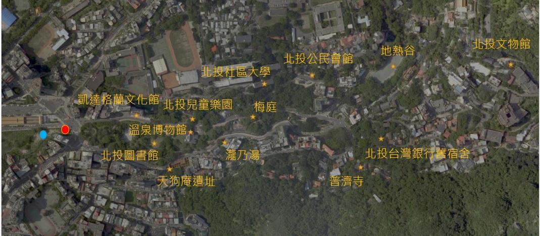 「生活環境博物園區」示意圖。 圖/陳柏翰提供